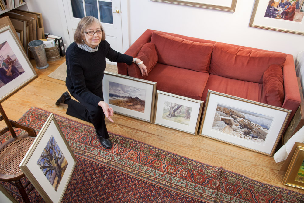 gallery owner talks about Gallery System