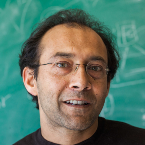 Informal Portrait of MIT Professor