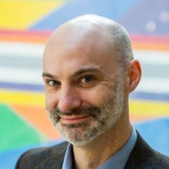 portrait of MIT Professor Auguston Rayo