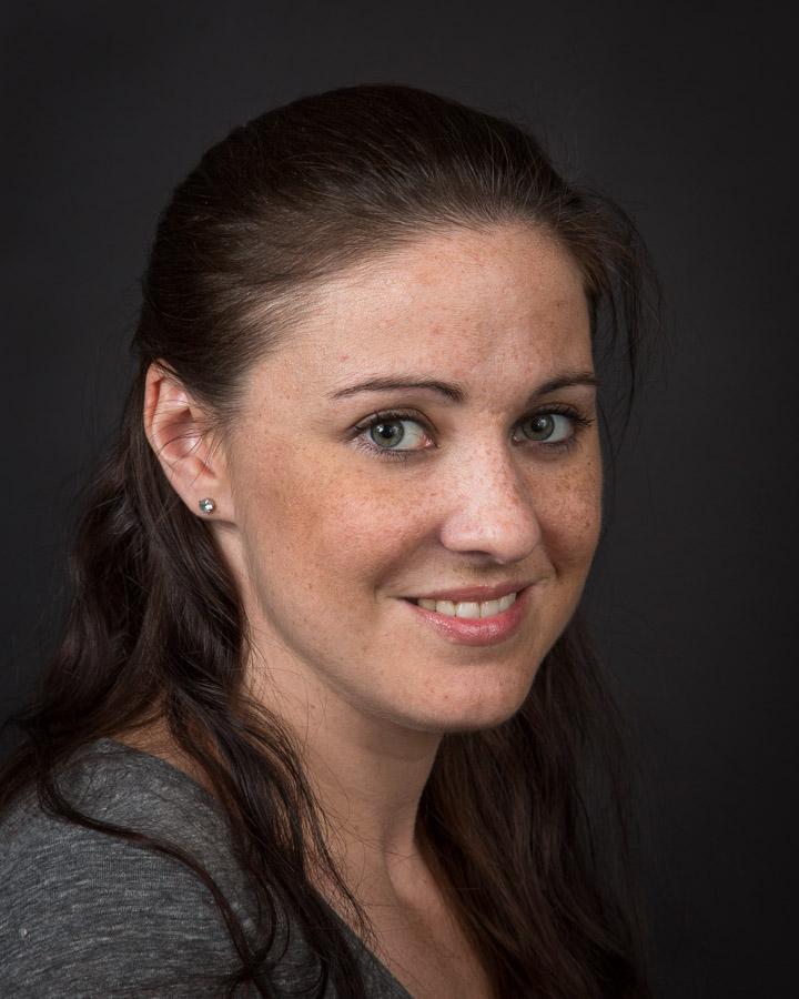 Portrait of Actress