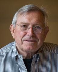 portrait of architect Paul Krueger
