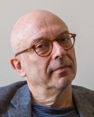 portrait of MIT Professor Peter Childs