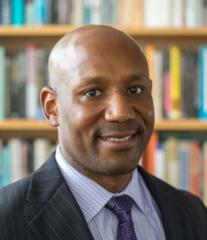 portrait of MIT Prof. Craig Wilder